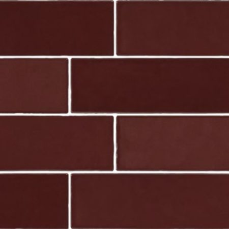 Casablanca Red Subway Tile