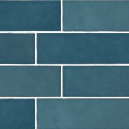 Casablanca Sky Blue Subway Tile