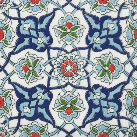 Turkish Blue Tile