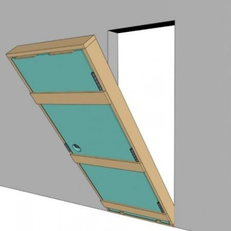 Entrance Door Frames