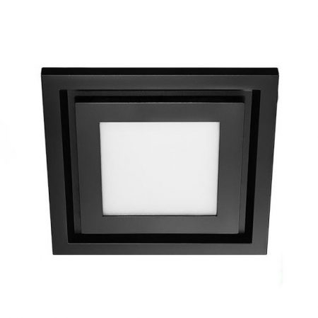 Airbus LED Square Exhaust Fan